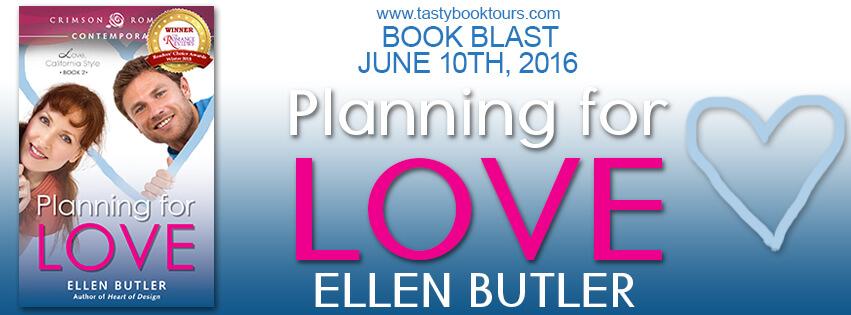 PLANNING FOR LOVE by Ellen Butler: Spotlight