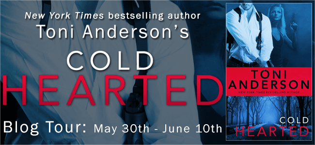 COLD HEARTED by Toni Anderson: Review