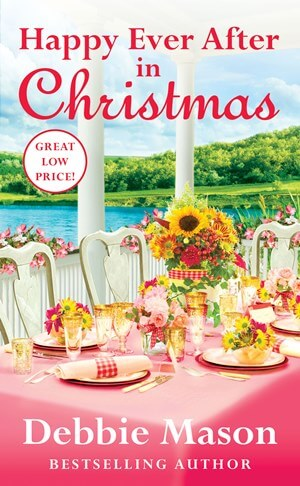HAPPY EVER AFTER IN CHRISTMAS by Debbie Mason: Review & Excerpt