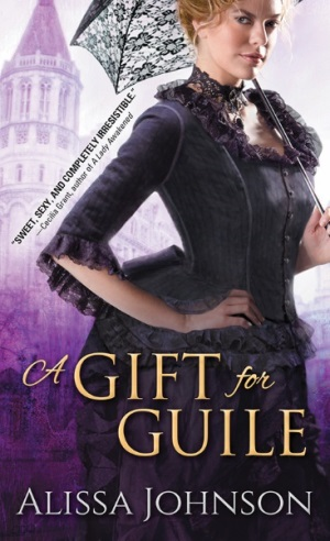 A GIFT FOR GUILE by Alissa Johnson: Review, Excerpt & Giveaway
