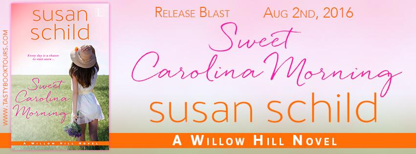 SWEET CAROLINA MORNING by Susan Schild: Release Spotlight & Giveaway