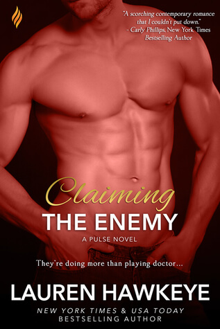 CLAIMING THE ENEMY by Lauren Hawkeye: Review