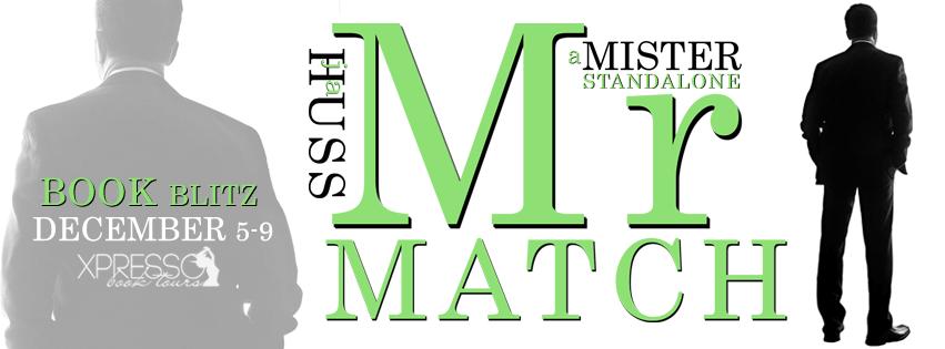 MR. MATCH by JA Huss: Release Spotlight, Excerpt & Giveaway