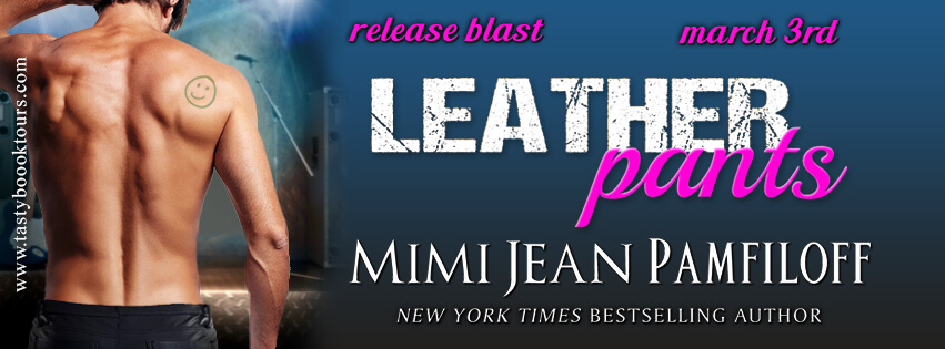 LEATHER PANTS by Mimi Jean Pamfiloff: Release Spotlight