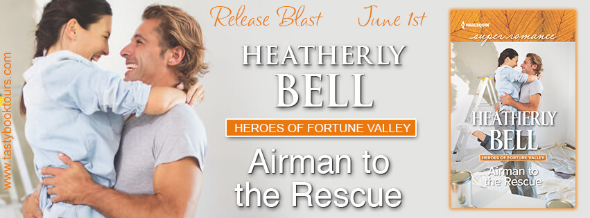 AIRMAN TO THE RESCUE by Heatherly Bell: Release Spotlight