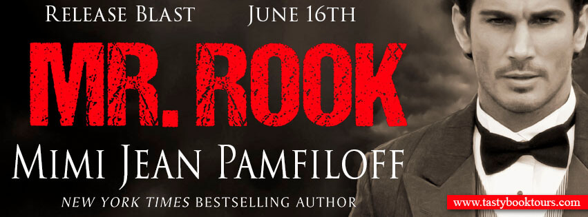 MR. ROOK by Mimi Jean Pamfiloff: Release Spotlight, Excerpt & Giveaway