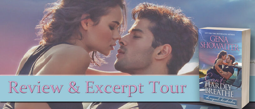 CAN'T HARDLY BREATHE by Gena Showalter: Excerpt & Giveaway
