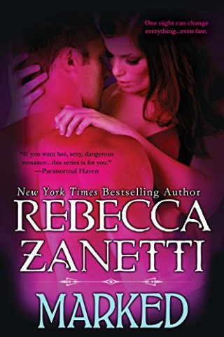 MARKED by Rebecca Zanetti: ARC Review