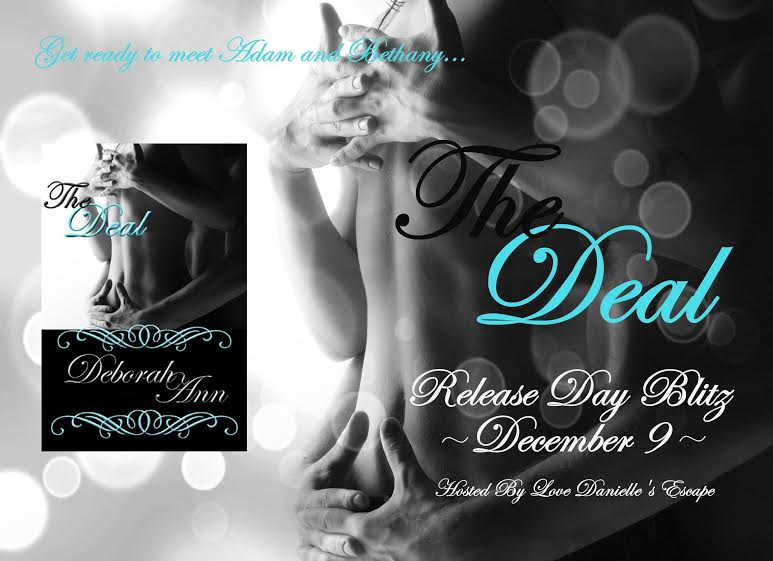 THE DEAL by Deborah Ann: Release Day Blitz
