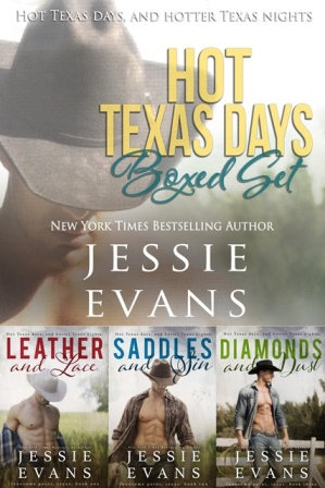 HOT TEXAS DAYS BOXED SET By Jessie Evans: Review