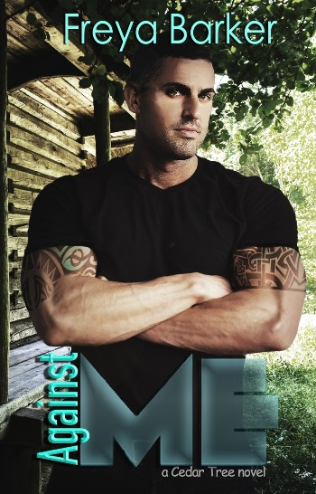 AGAINST ME by Freya Barker: Release Day Launch – Excerpt & Giveaway