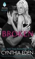 BROKEN by Cynthia Eden: ARC Review & Giveaway