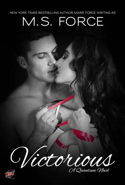 VICTORIOUS  by M.S. Force: Release Day Launch