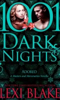ADORED by Lexi Blake: ARC Review