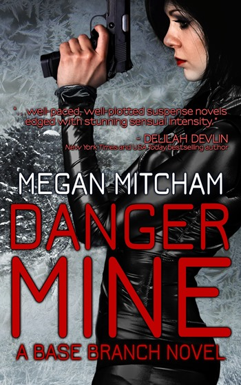 DANGER MINE by Megan Mitcham: Cover Reveal