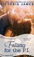 FALLING FOR THE P.I. by Victoria James: Review