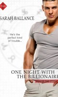 ONE NIGHT WITH THE BILLIONAIRE by Sarah Ballance: Review