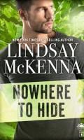 NOWHERE TO HIDE by Lindsay McKenna: Book Blast