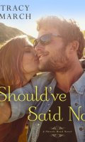 SHOULD'VE SAID NO by Tracy March: Review