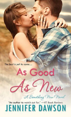 AS GOOD AS NEW by Jennifer Dawson: Review