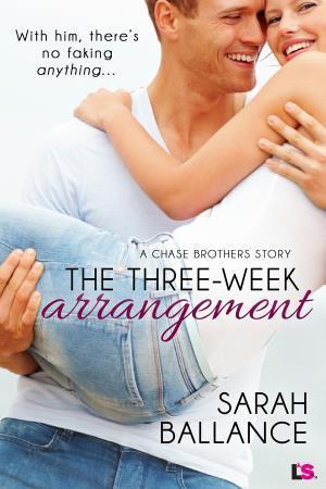 THE THREE WEEK ARRANGEMENT by Sarah Ballance: Review