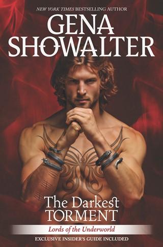 THE DARKEST TORMENT by Gena Showalter: Release Spotlight