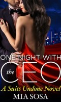 ONE NIGHT WITH THE CEO by Mia Sosa: Excerpt & Giveaway