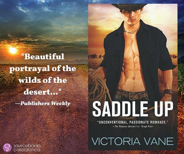 Saddle Up graphic