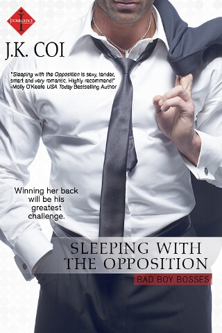 SLEEPING WITH THE OPPOSITION by J.K. Coi: Excerpt Spotlight
