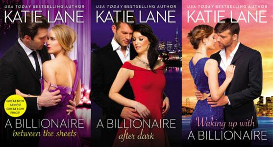 The Overnight Billionaires Series