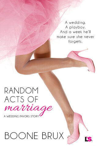 RANDOM ACTS OF MARRIAGE by Boone Brux: Review