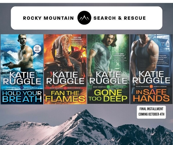 Katie Ruggle's Search & Rescue Series Giveaway