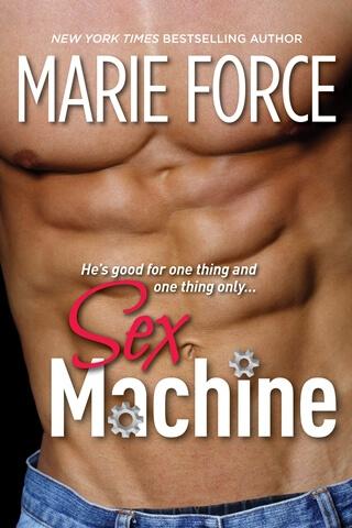 SEX MACHINE by Marie Force: Release Week Spotlight