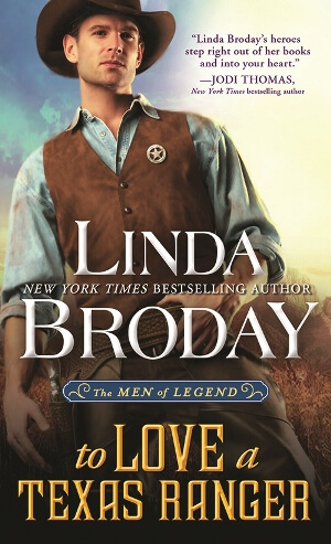 TO LOVE A TEXAS RANGER by Linda Broday: Spotlight & Giveaway