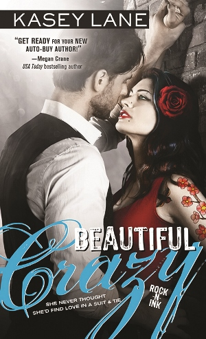BEAUTIFUL CRAZY by Kasey Lane: Excerpt & Giveaway