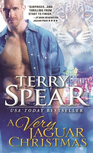 A VERY JAGUAR CHRISTMAS by Terry Spear: Spotlight & Giveaway