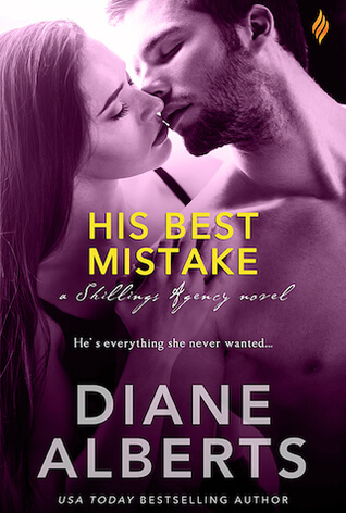 HIS BEST MISTAKE by Diane Alberts: Review
