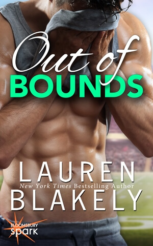 OUT OF BOUNDS by Lauren Blakely: Release Day Launch