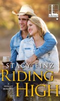 RIDING HIGH by Stacy Finz: Review