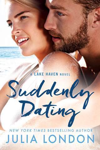 SUDDENLY DATING by Julia London: Release Spotlight & Giveaway