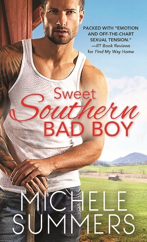 SWEET SOUTHERN BAD BOY by Michele Summers: Spotlight, Casting Call & Giveaway