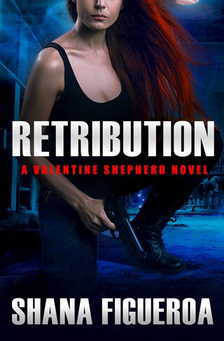 RETRIBUTION by Shana Figueroa: Release Blitz & Giveaway