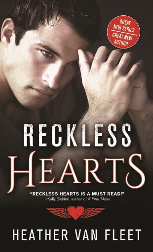 RECKLESS HEARTS by Heather Van Fleet: Excerpt & Giveway