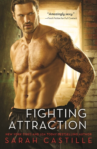 FIGHTING ATTRACTION by Sarah Castille: Spotlight, Excerpt & Giveaway