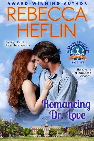 ROMANCING DR. LOVE by Rebecca Heflin: Release Spotlight
