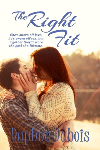 THE RIGHT FIT by Daphne Dubois: Release Spotlight