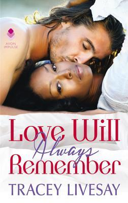 LOVE WILL ALWAYS REMEMBER by Tracey Livesay: Release Spotlight & Excerpt