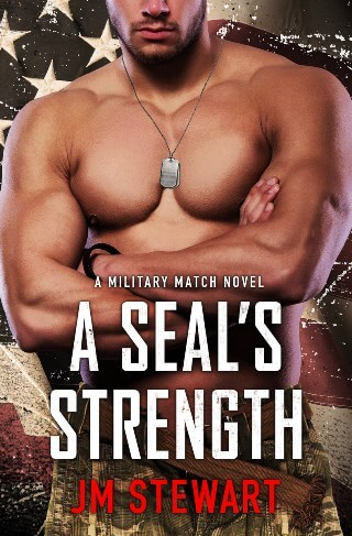 A SEAL'S STRENGTH by J.M. Stewart: Release Spotlight, Excerpt & Giveaway