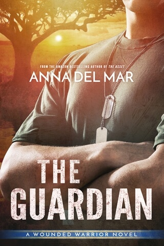 THE GUARDIAN by Anna del Mar: Excerpt & Giveaway