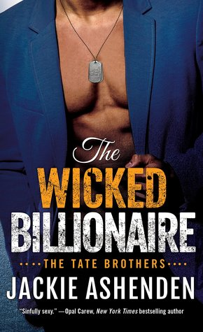THE WICKED BILLIONAIRE by Jackie Ashenden: Review
